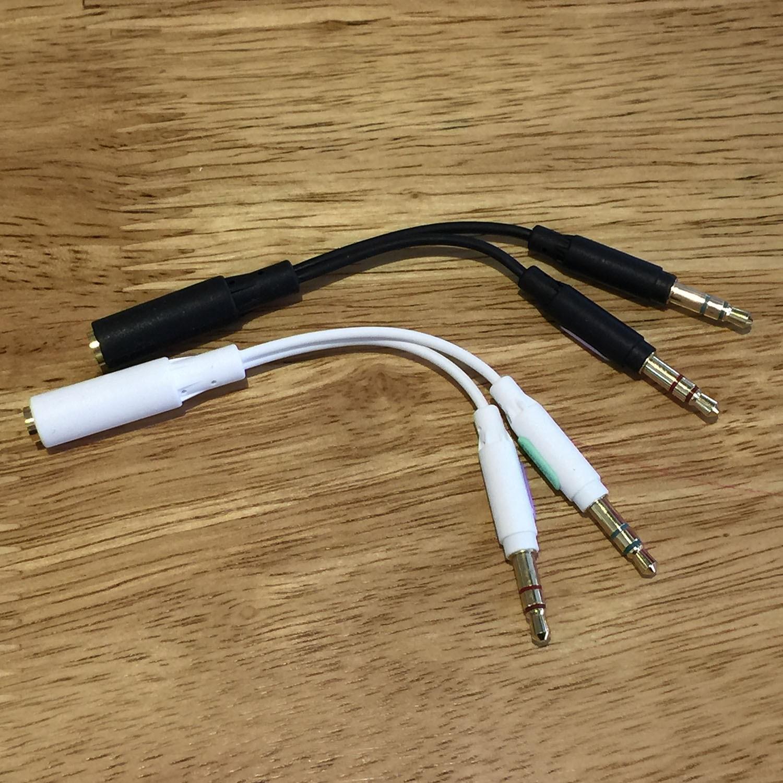 TOPLAY聽不累 一對二PC轉接線-[CB103-0x]